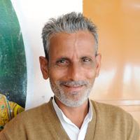 Subhas Chandra Fuleria  Lehrer & Buchhalter für die Schule