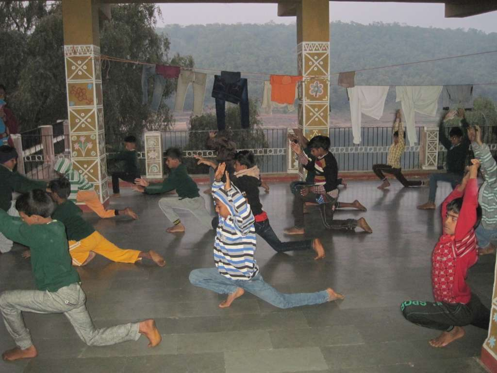 "Yoga am Morgen ""Surya Namaskar"""