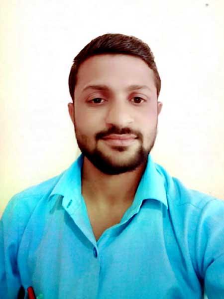 Motiram Yadav - Maths teacher